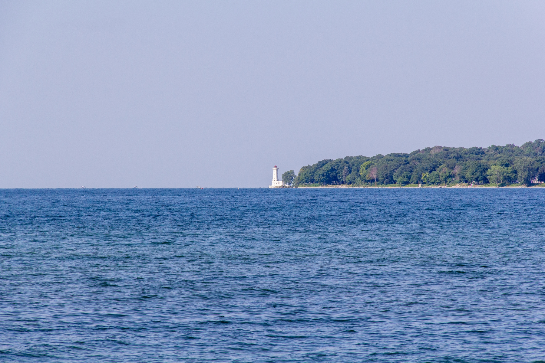 Point of Abino lighthouse