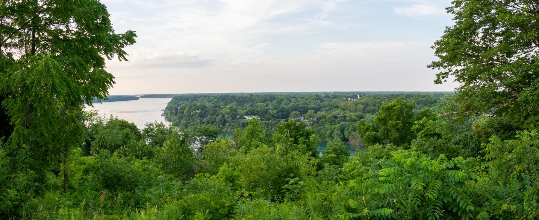 Niagara escarpment look out
